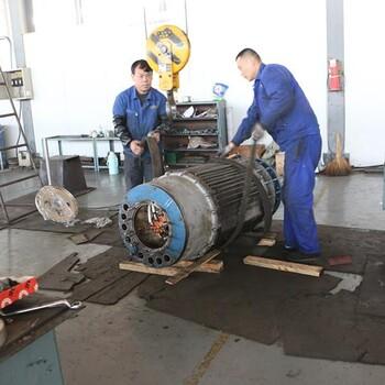 山西清徐PVC聚酯脱水机维修三台设备