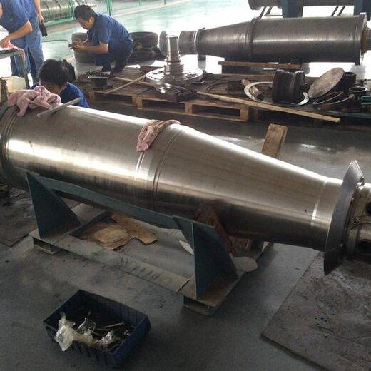河南焦作PVC聚酯脱水机维修三台设备