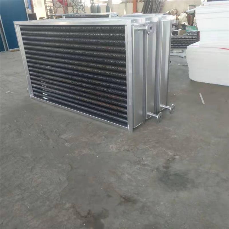 煤矿空气加热器矿井钢管加热器