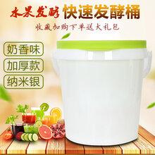 酵素桶正品快速水果发酵桶杀菌自动排气酵素自制酵妈妈酵素桶