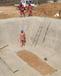 撫州水泥毯廠家供應各種規格護坡水泥毯