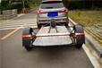 折叠伸缩摩托车拖板挂板