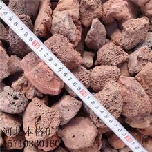 漯河红火山石多少钱一吨图片