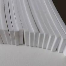 供應耐高溫PTFE板白色鐵氟龍板黑色聚四氟乙烯板阻燃塑料王圖片