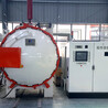 2019新款真空气淬炉型号CZQ-80卧式真空热处理炉高压气淬炉