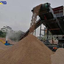 河南郑州建筑垃圾粉碎机节能环保应用广泛图片