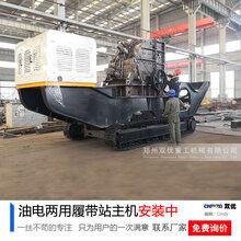 浙江移动式建筑垃圾粉碎机顺利发货设备精良可靠图片