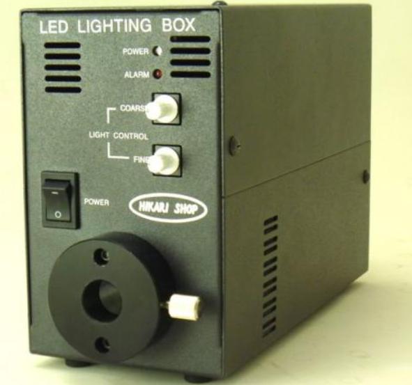 日本hikarishop光源箱LEDTLBC1-15x15-W