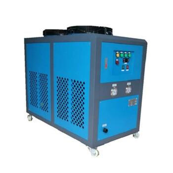 中山冷水機電器膠黏化工行業水冷風冷式東鳳鎮冷水機
