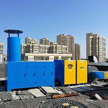 东莞深圳环保设备处理装置食品行业废气处理设备