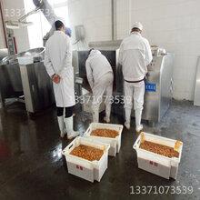 酱料灌装设备-酱料加工生产图片