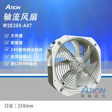 W2E200軸流風機,通風散熱,烘干箱風機,制冷風機圖片