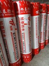 廣東聚乙烯丙綸防水防潮卷材高分子丙綸新型防水卷材廠家直銷