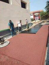 广饶县大孔无砂混凝土透水混凝土厂家施工经验丰富图片