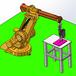 博智慧达激光焊缝跟踪传感器机器人焊缝跟踪系统