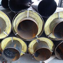 耐高温钢套钢硅酸铝复合材料保温钢管价格剖析图片