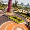 浙江園林景觀設計藝術壓花地坪,壓花地坪,透水混凝土材料供應+
