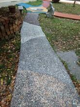透水地坪,洗砂地面,沥青改色,透水混凝土厂家施工182172-905-70
