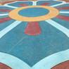 譽臻譽麗YZ022彩色洗砂地面