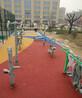 彩色生态透水混凝土路面厂家+施工