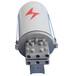 优质光缆金具福建海虹电力塑料铝合金接头盒接续盒AJS-02--48-H