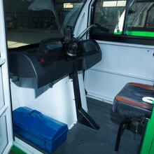驾驶式垃圾车大型电动垃圾车4方容量图片