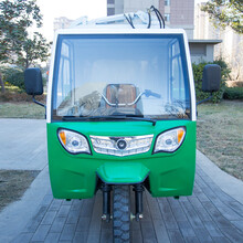 垃圾运输车移动式自卸垃圾车多少钱图片