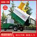 小型自卸式垃圾车垃圾收集转运车电瓶式自卸清洁车
