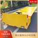 电动四轮平板车工地厂区物流运输车颜色尺寸支持定做
