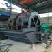 內蒙古鄂爾多斯高效節能篩沙洗沙設備輪式洗砂設備價格