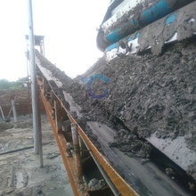 山东威海带式压滤机价格优惠厂家直销大型洗砂淤泥脱水机图片