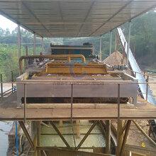 海(hai)南海(hai)口泥漿濃縮壓濾機高效3.5米帶寬(kuan)壓濾機定制圖(tu)片