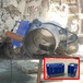 水切割机切油罐管道安全环保整机防爆便携式高压水刀