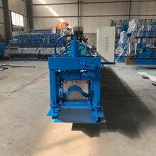 厂家现货供应压瓦机圆弧屋脊瓦辊压成型彩钢瓦设备