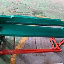 河北地鑫冷弯成型机械设备厂生产剪1米3宽脚踩式剪板机