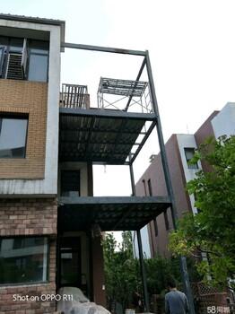 大兴区别墅改造扩建阁楼搭建钢结构搭建混凝土浇筑楼板楼梯