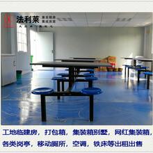 廣州法利萊,二手住人集裝箱5000,集裝箱房租賃,疫情防控箱圖片