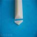 O型实心透明彩色耐高温防水硅胶密封条