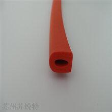 工业排风吸尘管道防撞条硅胶密封条图片
