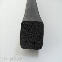 三元乙丙发泡阻燃海绵橡胶密封条图片