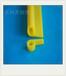 烘房9字防撞耐高温硅胶条密封条