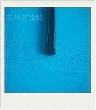 钢板包边振动筛用防撞条减震密封条图片