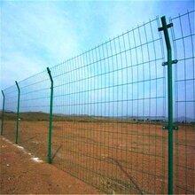 甘肃绿色护栏网价格兰州边框护栏网