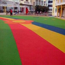 学校塑胶跑道施工流程