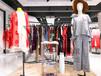 广州品牌折扣女装引色真丝连衣裙夏装专柜货源