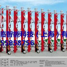 上海青浦区安装电动卷帘门遥控车库门伸缩门厂家直销图片