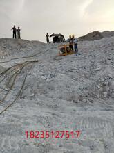 喀什隧道不允许爆破怎么开挖岩石说明书图片