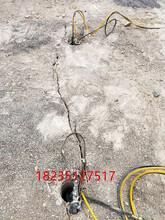 巴音郭楞博湖矿山开采能代替放炮的高产量机器供应图片