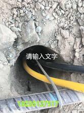石方开挖静态爆破设备东辽县图片