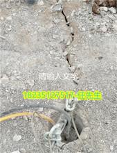 遇到硬石头破碎锤打不动用什么机器价格黔东南榕江图片